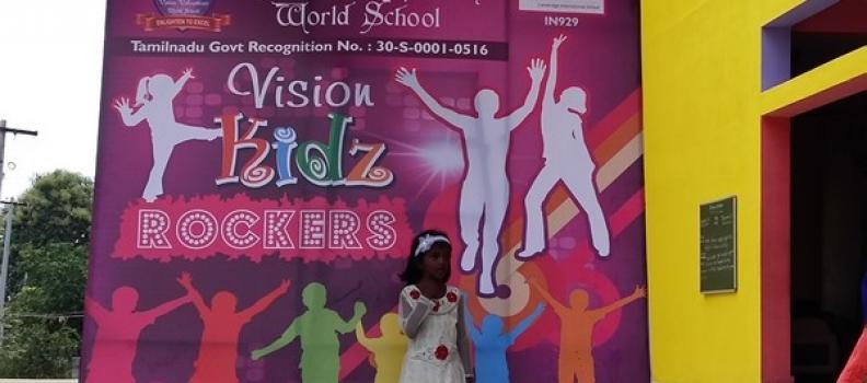 VISION KIDZ ROCCKERS