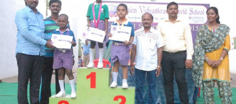 ANNUAL SPORTS MEET- 2015 (PART 3)
