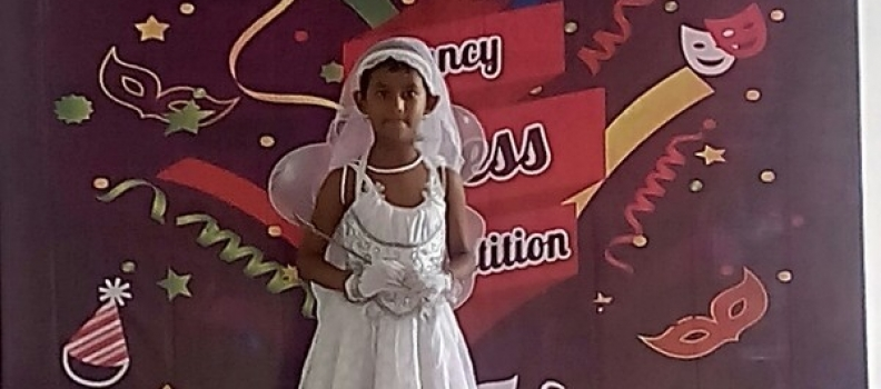 FANCY DREES COMPETITION – PRIMARY & CHECKPOINT-30.10.2015