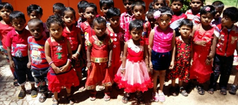 RED COLOUR DAY CELEBRATION – 06.10.2015